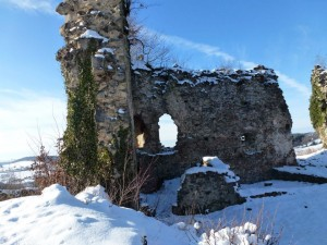 Montgilbert sous la neige